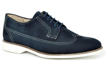 Anatomic & Co. Gel Villas - Navy Nubuck - F - Medium - 45