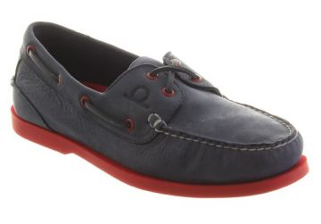 Chatham Compass G2 Navy/Red - Size 7