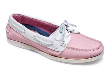 Barker Cleo - Pink Calf - D - Medium - 6.5