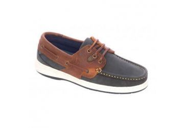 Dubarry Auckland - Denim/Tan - 41