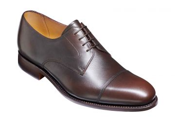 Barker Morden - Espresso Calf - Leather Sole - G - Wide - 9.5