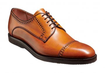 Barker Marcus - Antique Rosewood Calf - G - Wide - 10.5