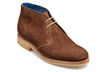 Barker Connor - Castagnia Suede - F - Medium - 10