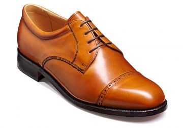 Barker Staines - Cedar Calf - H - Extra Wide - 6.5