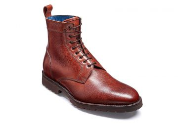 Barker Sully - Cherry Grain - F - Medium - 10.5