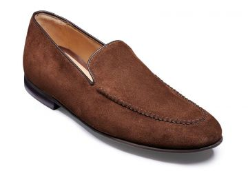 Barker Swanage - Castagnia Suede - F - Medium - 6