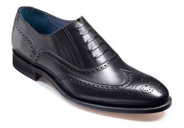 Barker Timothy - Black Calf - F - Medium - 7.5
