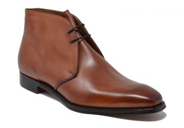 Cheaney Billingham - Brandy Calf - F - Medium - 6.5