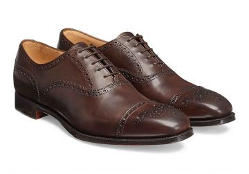 Burnished Mocha Calf