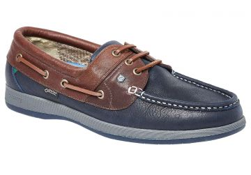 Dubarry Mariner - Navy/Brown - 41