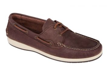 Dubarry Pacific - Donkey Brown Nubuck - 42