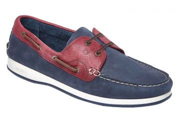 Dubarry Pacific - Navy/Bordeaux - 47