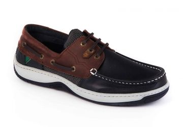 Dubarry Regatta - Navy/Brown - 40