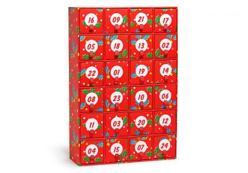 Happy Socks Calendar Gift Box