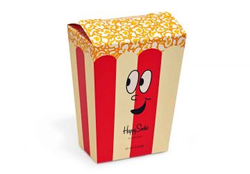 Happy Socks Snacks Gift Box
