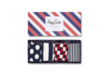 Happy Socks Stripe Gift Box