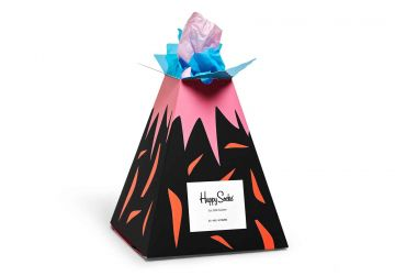 Happy Socks Volcano Gift Box
