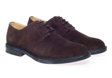 Steptronic Gleneagles - Brown Suede - 40