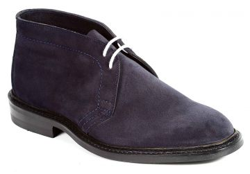 Tricker's Polo - Navy - F - Medium - 8