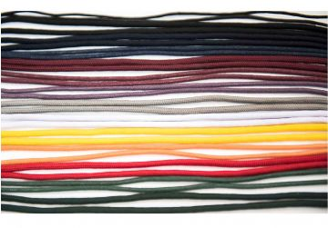 Solovair Coloured Round Poly Laces