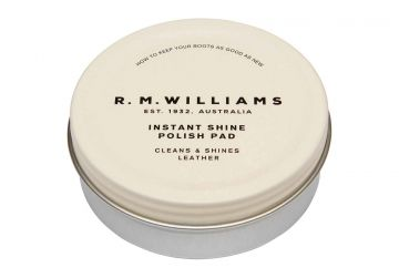 R.M. Williams Instant Shine Polish Pads