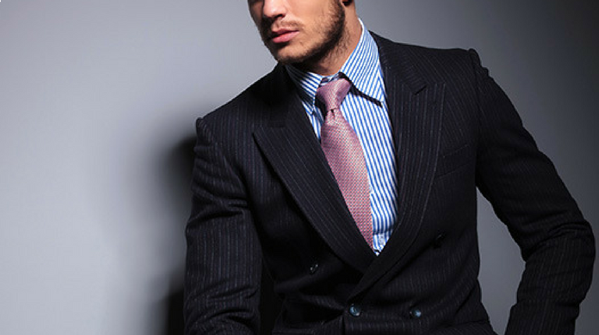 Pairing the perfect shirt and tie combo