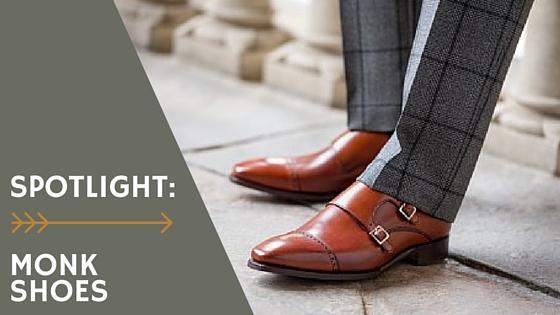 Spotlight: Monk Shoes