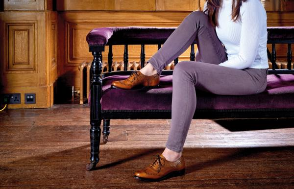 Our 5 favourite Barker women's shoes