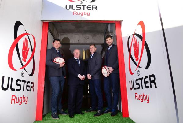 Robinson's Shoes: Ulster Rugby Official Footwear Partner