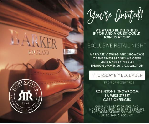 Exclusive Retail Night