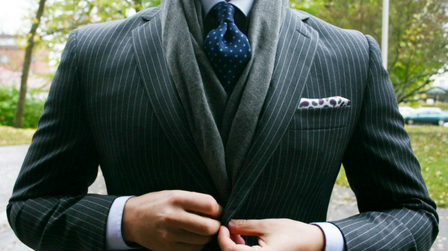5 easy ways to accessorize your suit