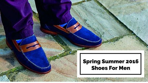 Spring Summer 2016 Barker Shoes for Men