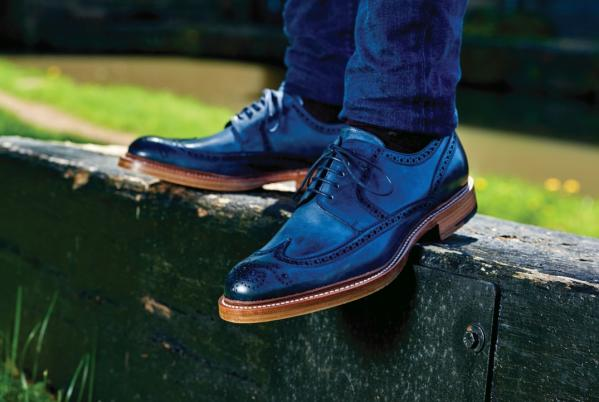 How to style brogue shoes