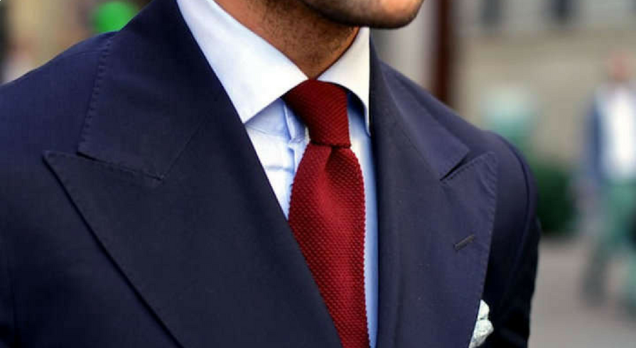 Your definitive guide to men's ties