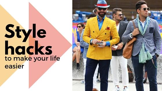 Style hacks to make your life easier
