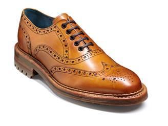 New Barker Shoes for AW15