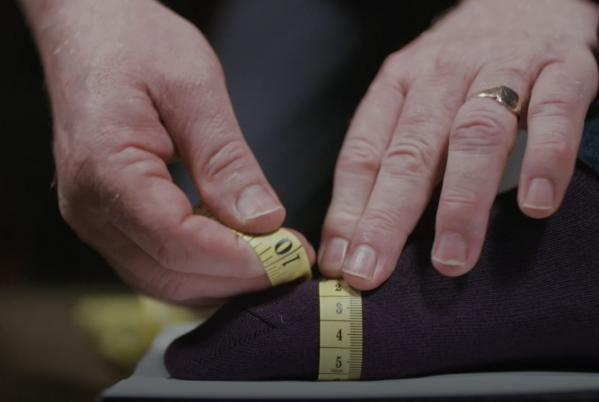 How to Measure Your Feet