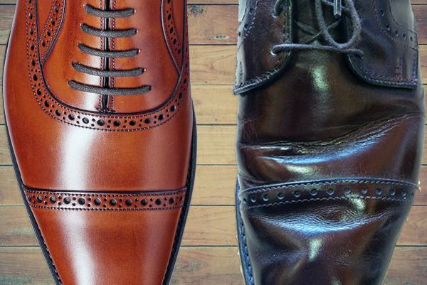 Do your leather shoes fit properly?