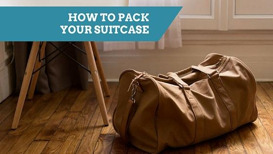 How to Pack Your Suitcase Perfectly
