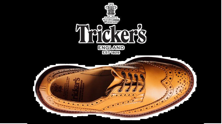 Brand spotlight: Tricker's