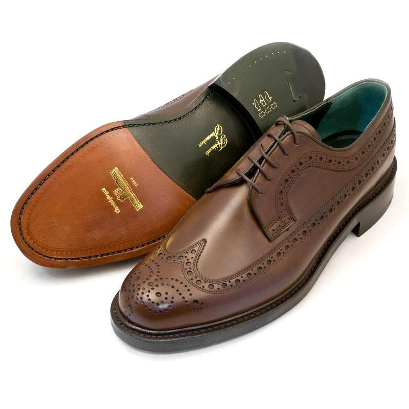 The History of the Brogue Shoe