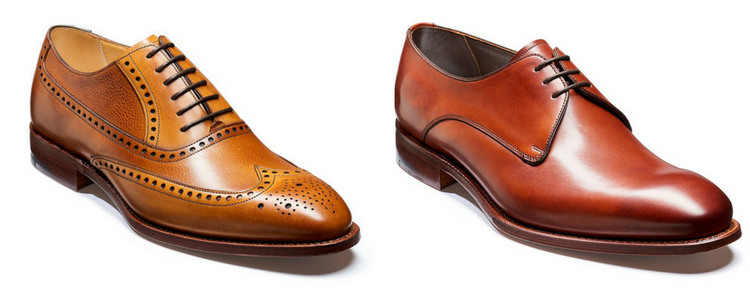Do you know your Oxfords from your Derby shoes?