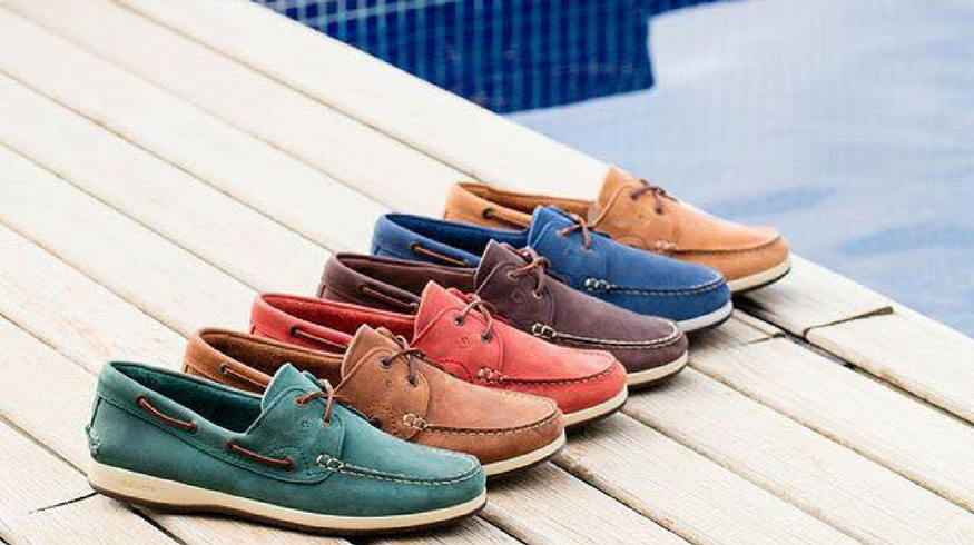 Summer shoe rules for men