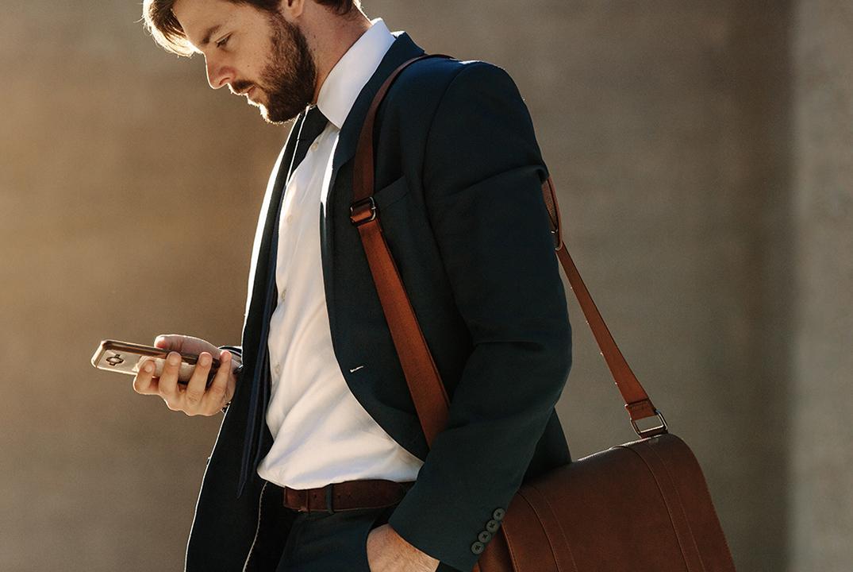 5 essential bags for men