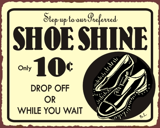 How To Shine Shoes