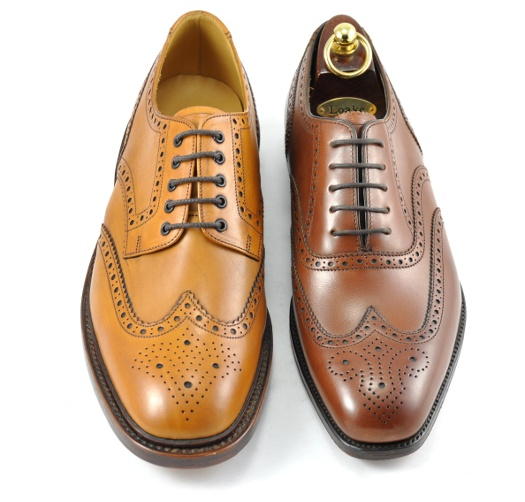 Oxford Vs Derby Shoe What S The Difference Robinson S Shoes Journal