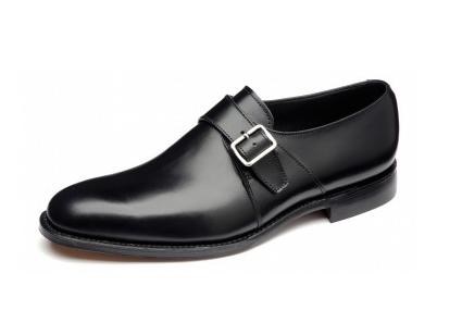 Loake Islington monk shoe