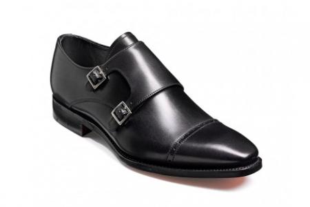 Barker Lancaster Monk Shoe