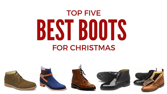 5 best boots for Christmas