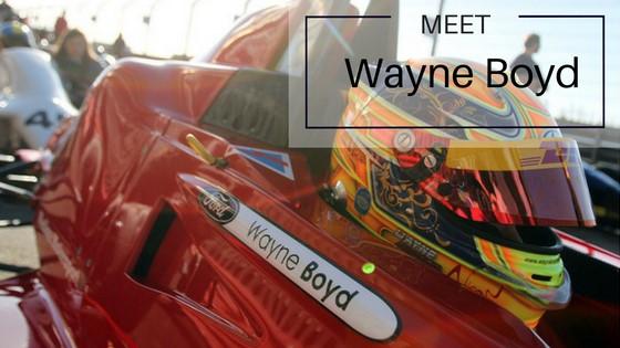 Meet Wayne Boyd